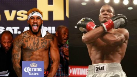 Jarrett Hurd & Julian Williams 11 Mayıs'da